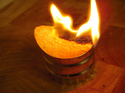 5 - Pringle Burning